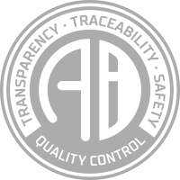 Transparency | Traceability | Safety - Anchor Ingredients Quality Control Seal